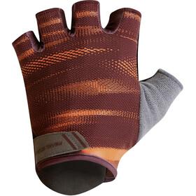 PEARL iZUMi Select Rękawiczki Mężczyźni, redwood/sunset cirrus
